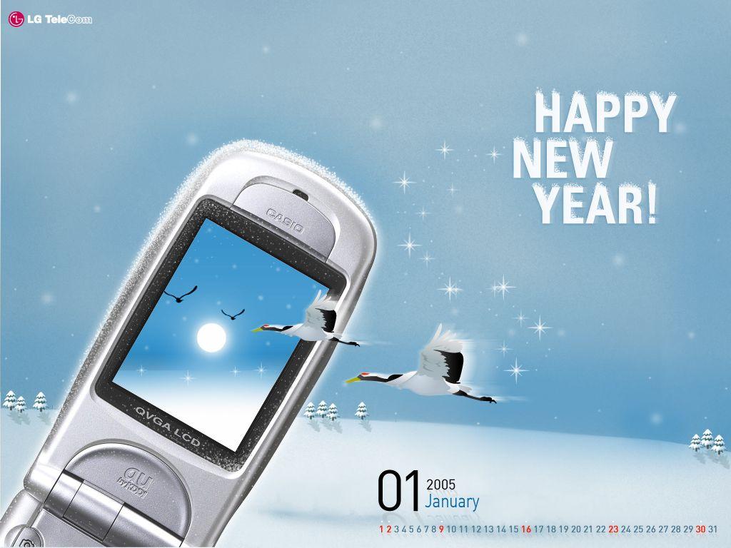 桌布天堂 --- 韓國LG手機廣告桌布12